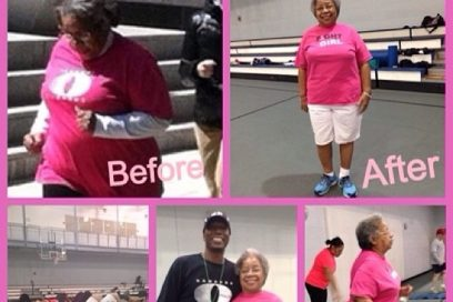 MARSHA ANN TURNER: EXERCISE HELPS CANCER FIGHT!