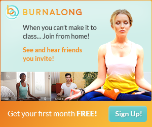 Workout online with burnalong