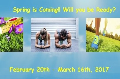 Spring is Coming! Will You be Ready?