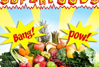 Spring Super Foods!