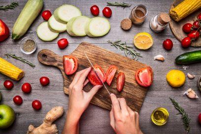Does Being Vegan Equal Eating Healthy?