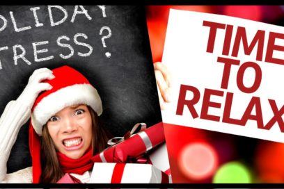 Stress, depression and the holidays!