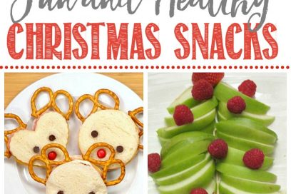 Fun and Healthy Christmas Snacks